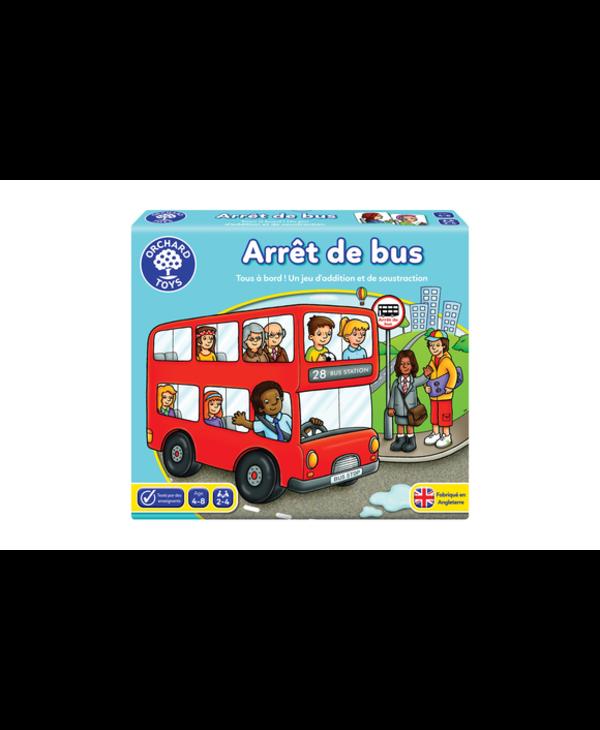Arrêt de Bus (Français)