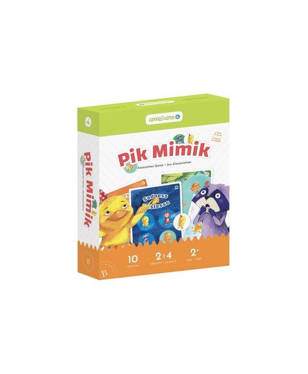 Pik Mimik (Bilingue)