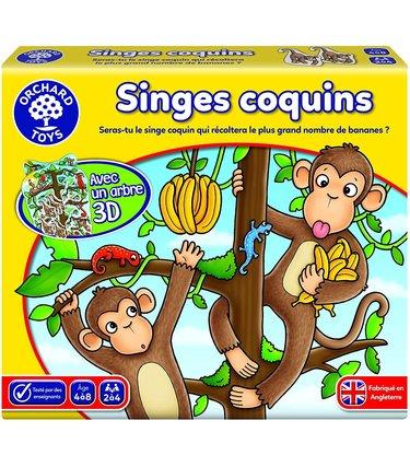 Orchard Toys Singes coquins (Français)