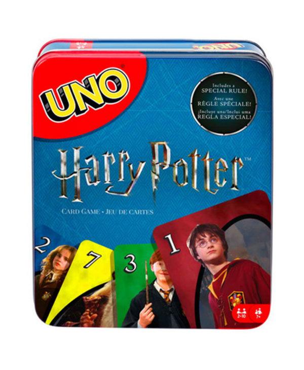 Uno Harry Potter (Multilingue)
