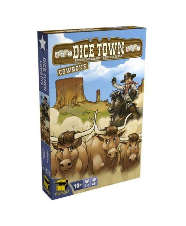 Dice Town - Extension Cowboys (Français)