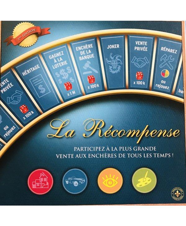 La Récompense (Français)