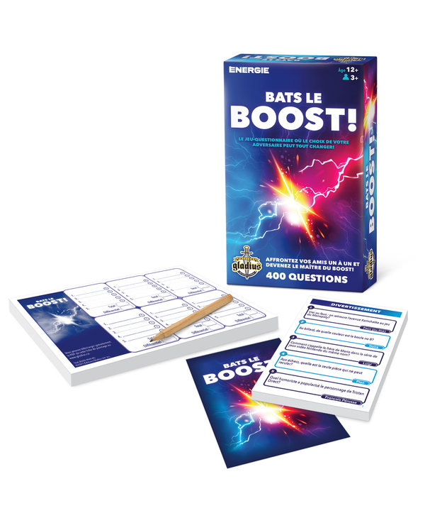 Bats le Boost! (Français)