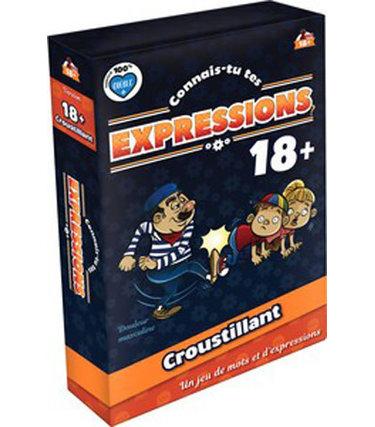 Gladius Connais-tu tes expressions ? Croustillant 18+