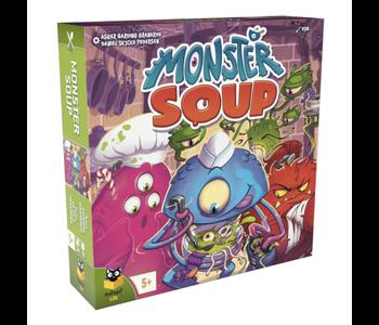 Monster Soup (Bilingue)