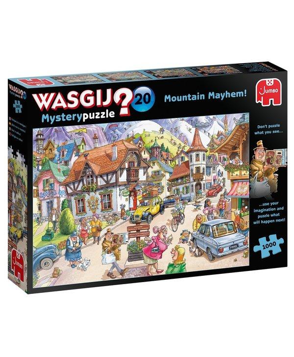 Wasgij? - No20 - Panique à la montagne !