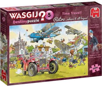 Wasgij? - No5 - Voyage dans le temps !