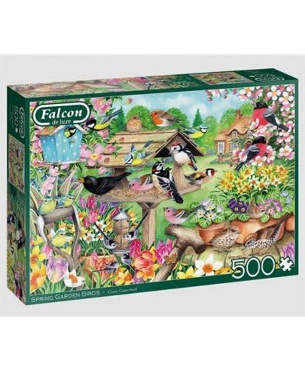Spring Garden Birds - 500mrcx