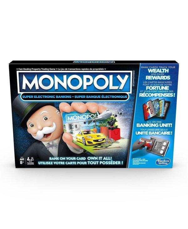 Monopoly - Super Banque Électronique (Bilingue)