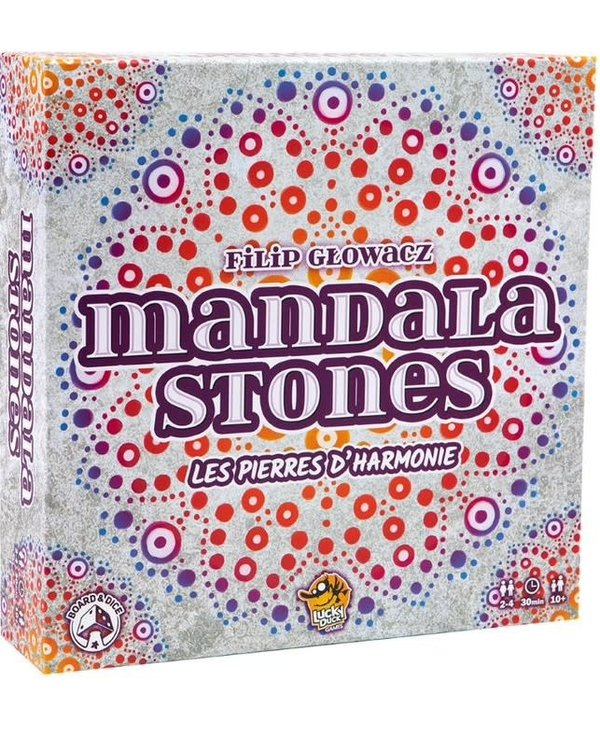 Mandala Stones (Français)