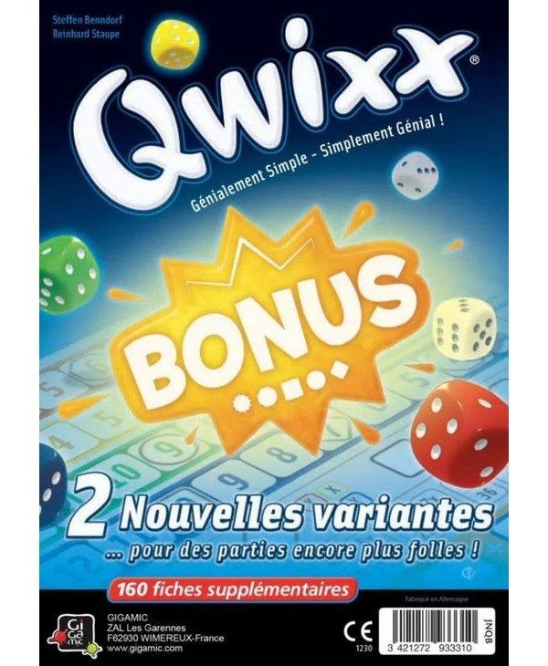 Qwixx - Bonus (160 fiches)