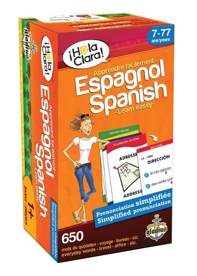 Hola Clara - Espagnol