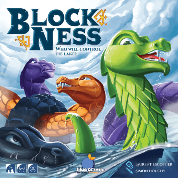 Block Ness (Multilingue)