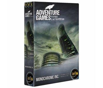 Adventure Games - Monochrome Inc. (Français)
