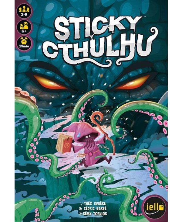 Sticky Cthulhu (Français)