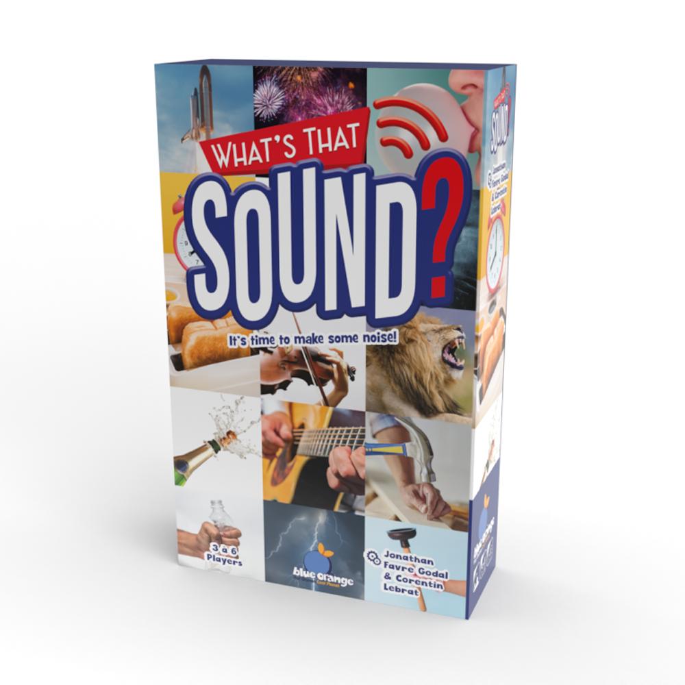 What's that Sound (Multilingue)