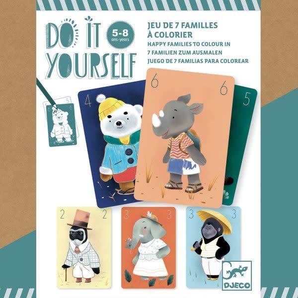 Do it yourself - Jeu de 7 familles