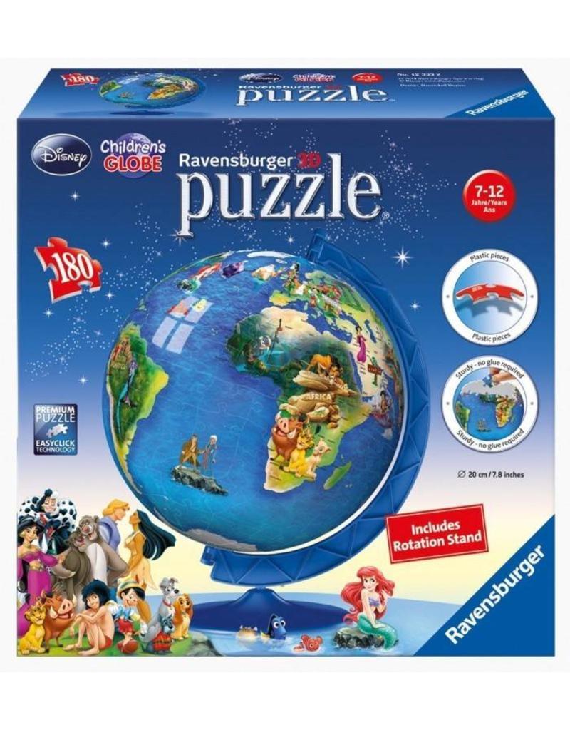 77e15c10aab Ravensburger Globe terrestre Disney puzzle 3D 180mcx - Boutique ...