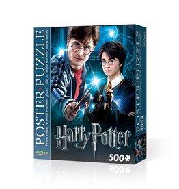 Casse-tête mural Harry Potter 3D 500mcx