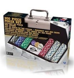 Spin master Poker - Ensemble de 300 pièces