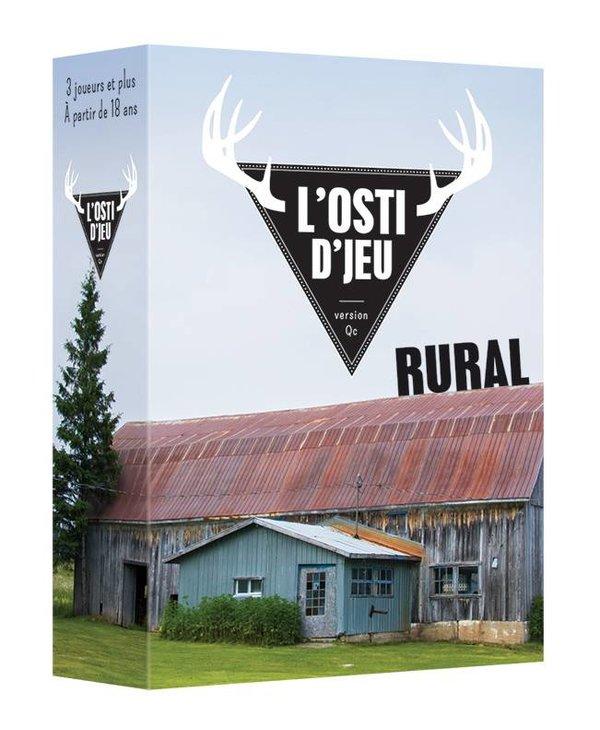 L'Osti d'Jeu - Extension Rural