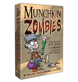 Edge Munchkin Zombies