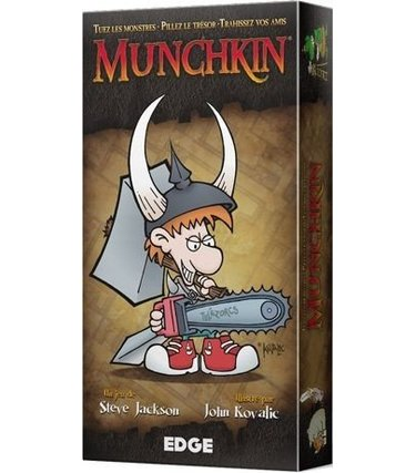 Edge Munchkin (jeu de base)