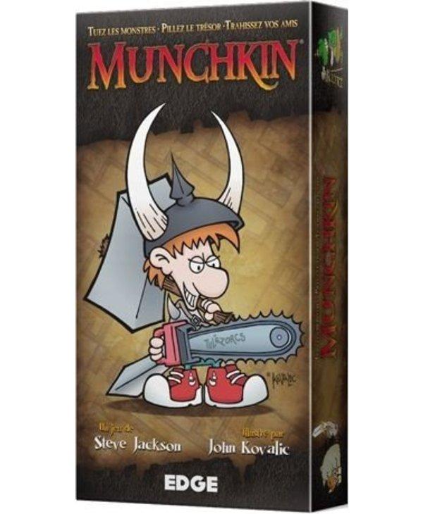 Munchkin (jeu de base)