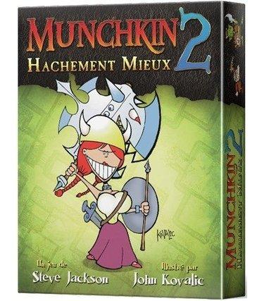 Edge Munchkin 2 : Hachement mieux