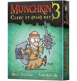 Edge Munchkin 3 : Clerc et (pas) net