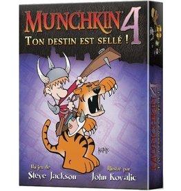 Edge Munchkin 4 : Ton destin est sellé !