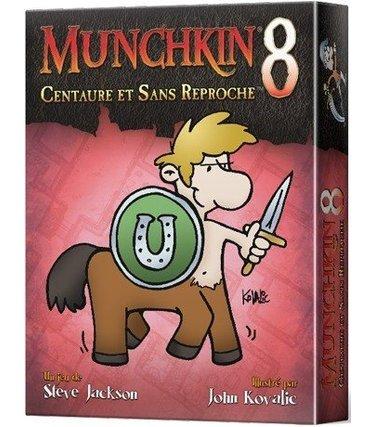 Edge Munchkin 8 : Centaure et sans reproche