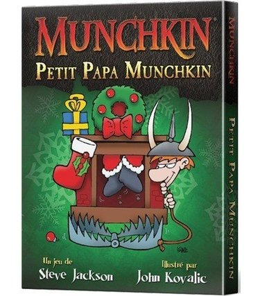Edge Munchkin : Petit Papa Munchkin