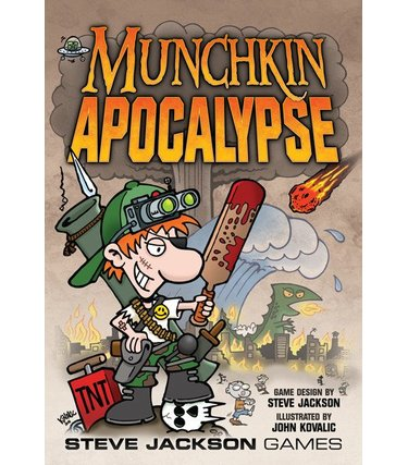Edge Munchkin Apocalypse