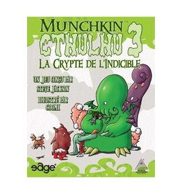 Edge Munchkin Cthulhu 3 : La crypte de l'indicible
