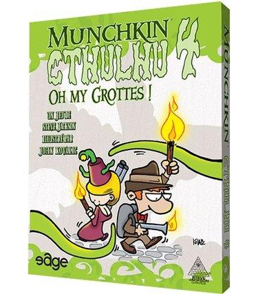 Edge Munchkin 4 : Oh my grottes !