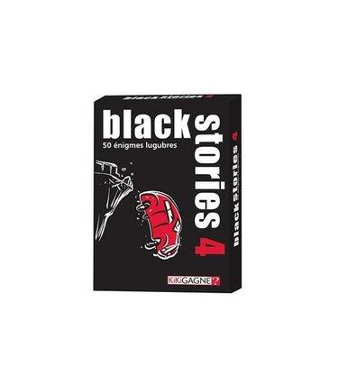 Kikigagne Black Stories 4
