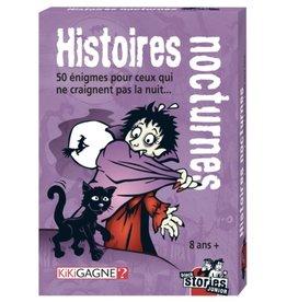 Kikigagne Black Stories Junior - Histoires Nocturnes