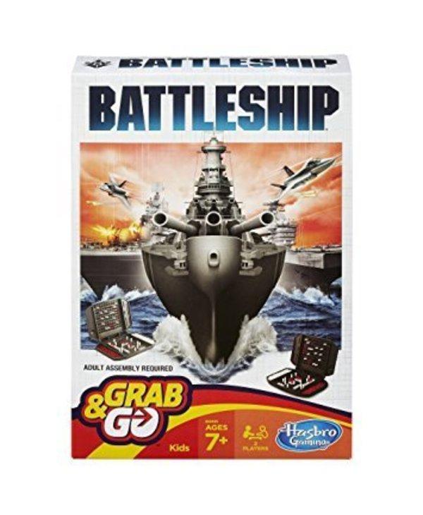 Battleship de voyage