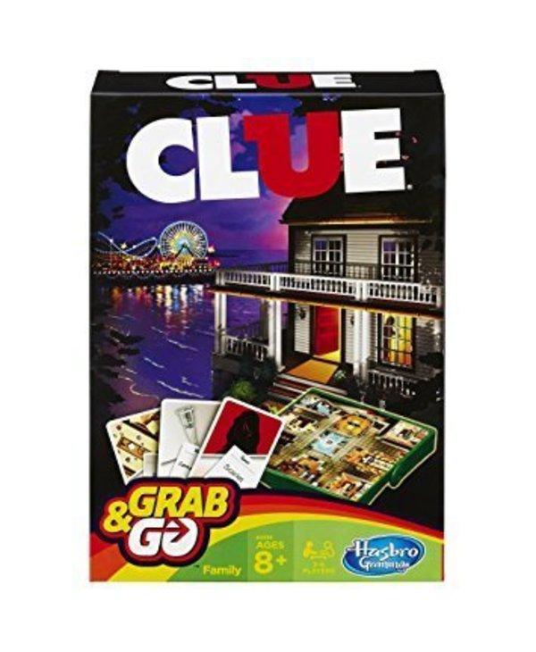 Clue version voyage