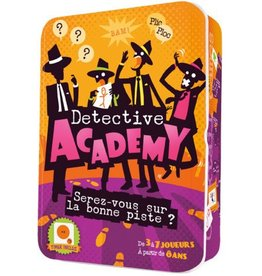 Cocktail games Detective Academy