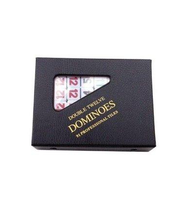 Dominos double 12 Numériques