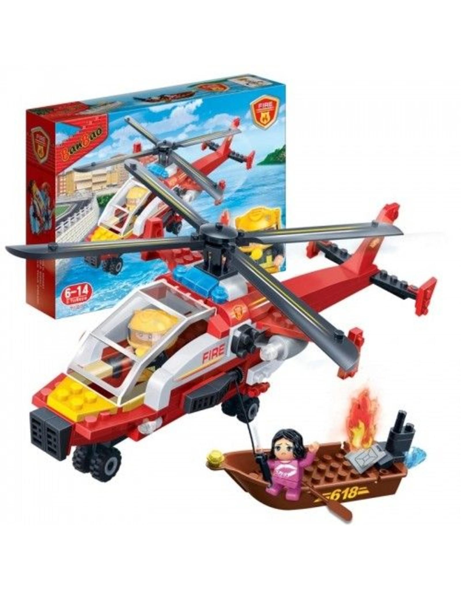 Banbao Banbao - Hélicoptère de secours