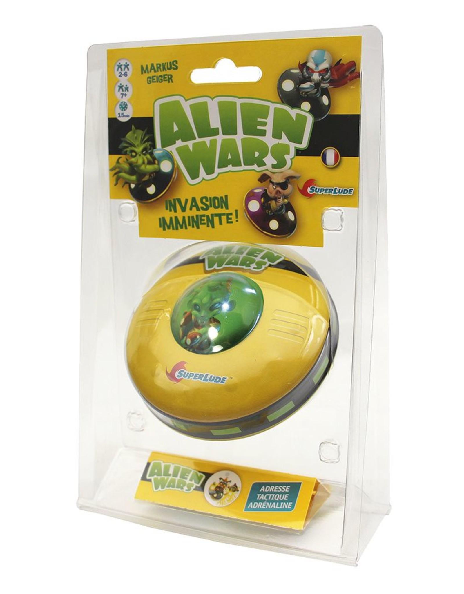 Alien Wars (français)