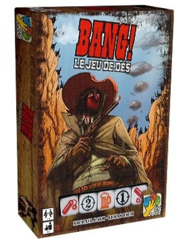 Bang! Le jeu de dés