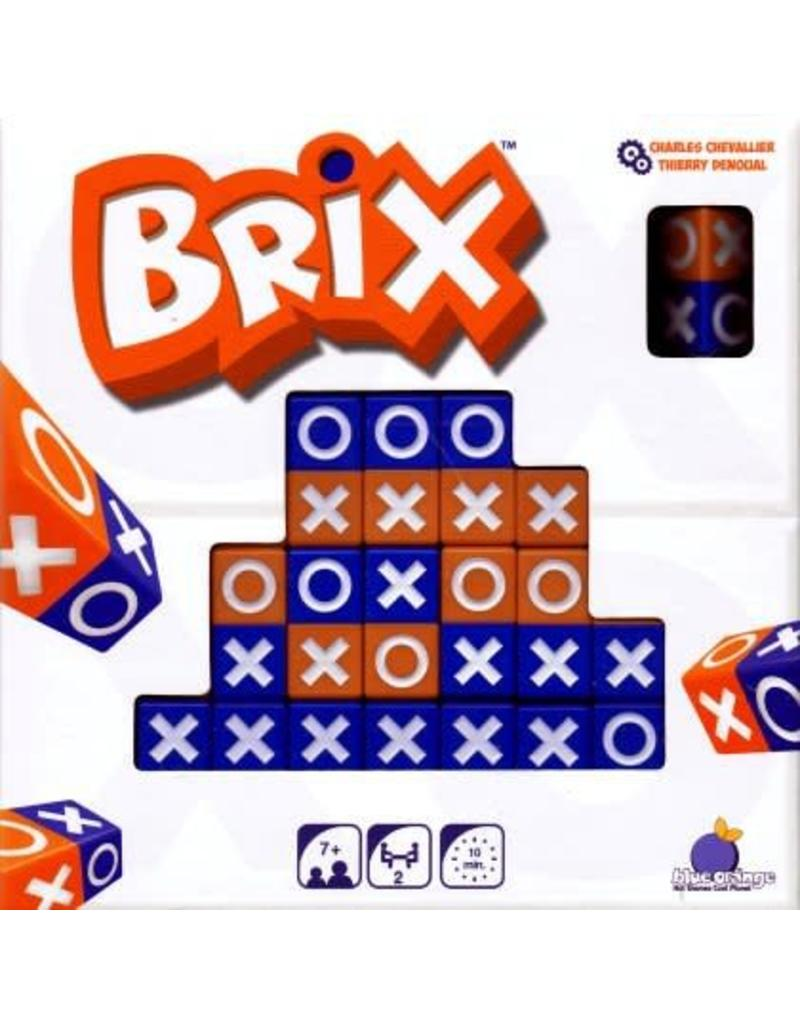Blue Orange Brix
