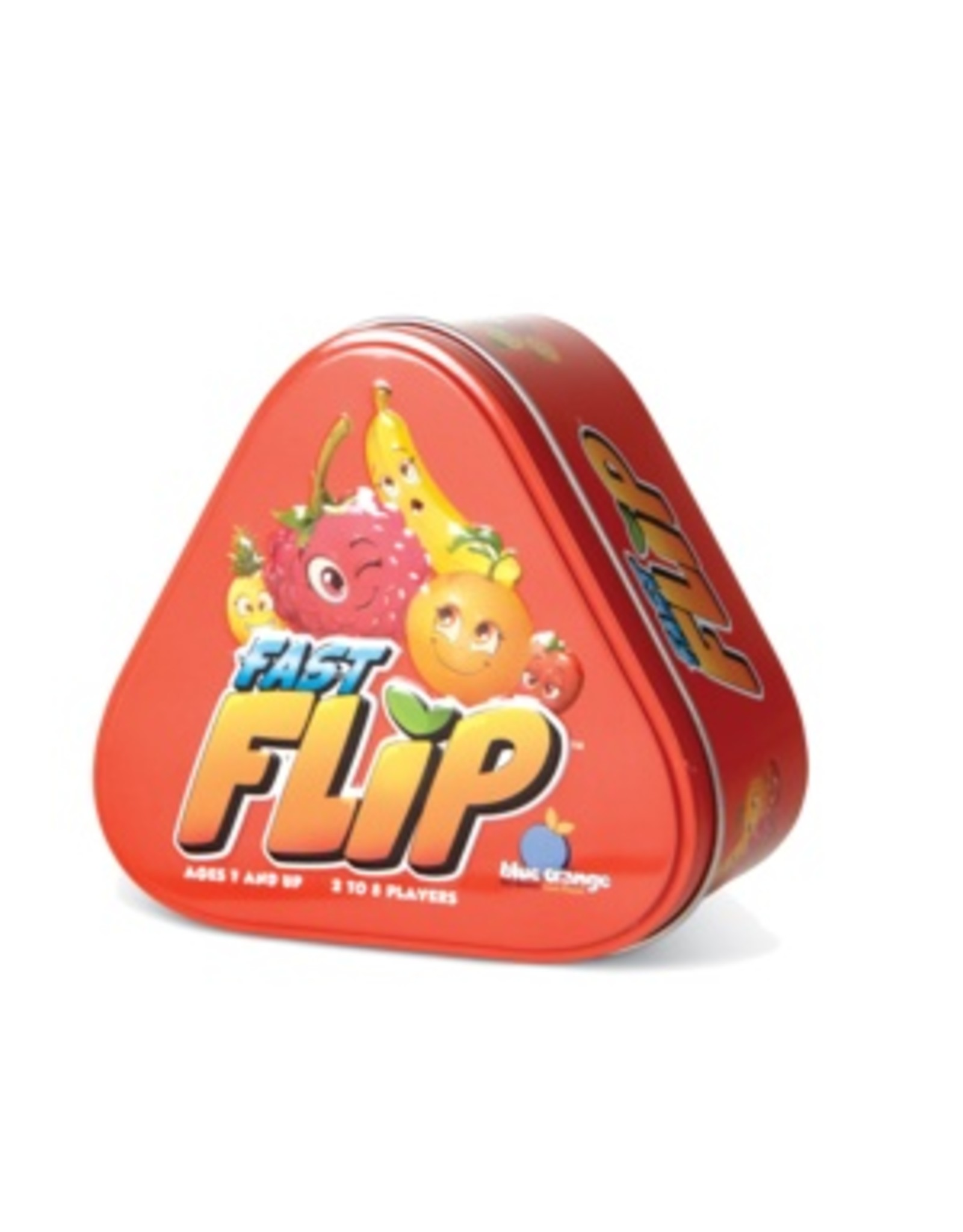Blue Orange Fast Flip