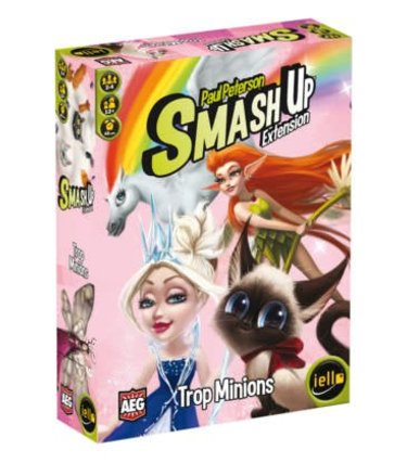 iello Smash Up - Extension Trop minions