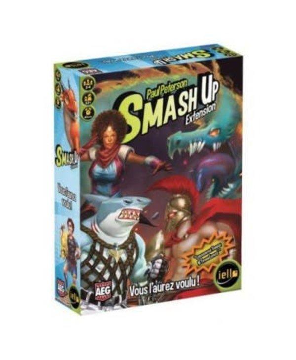 Smash Up - Extension Vous l'aurez voulu !