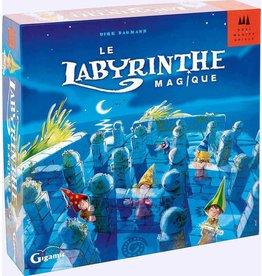 Le Labyrinthe Magique (bilingue)